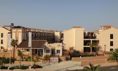 Apartamentos los Collados Aguilas